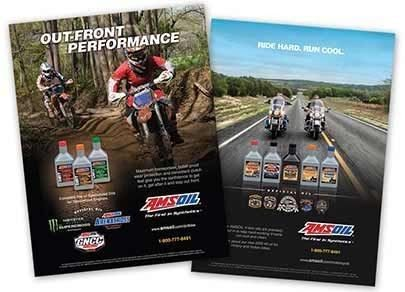 Amsoil Advertising Support