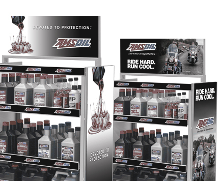 Sell Amsoil In Your Store