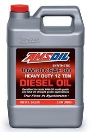 Amsoil 10W-30/SAE 30 Synthetic Heavy-Duty Diesel Oil ACD