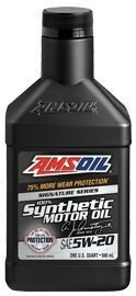 Amsoil Signature Series 5W-20 Synthetic Motor Oil