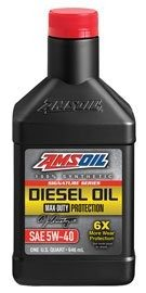 Amsoil Signature Series 5W-40 DEO Synthetic Diesel Oil
