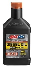 Amsoil Signature Series 5W-30 Synthetic Diesel Oil