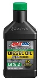 Amsoil Signature Series 0W-40 DZF Synthetic Diesel Oil