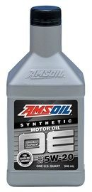 Amsoil OE 5W-20 Synthetic Motor Oil Buy Now/Pricing Information
