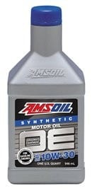Amsoil OET 10W-30 Synthetic Motor Oil