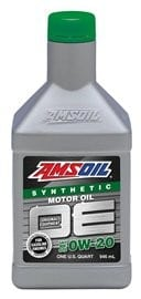 Amsoil OEZ 0W-20 Synthetic Motor Oil Buy Now/Pricing Information