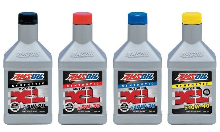 Amsoil Extended Life Synthetic Oil