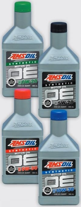 Amsoil Original Equipment Manufacturer Synthetic Motor Oil