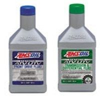 Amsoil ATV & UTV, Front-Drive, Differential & Transmission Fluids