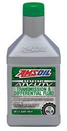 Amsoil Synthetic ATV/UTV Transmission & Differential Fluid AUDT