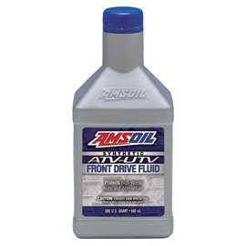 Amsoil Synthetic ATV/UTV Front Drive Fluid AUFD