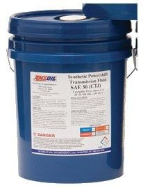 Amsoil Synthetic Powershift Transmission Fluid SAE 30W CTJ
