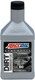 Amsoil Synthetic Dirt Bike Transmission Fluid DBTF