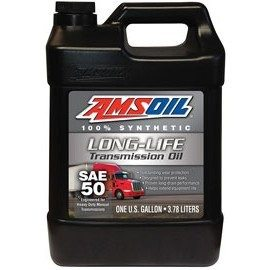 Amsoil SAE 50 Long-Life Synthetic Transmission Oil FTF