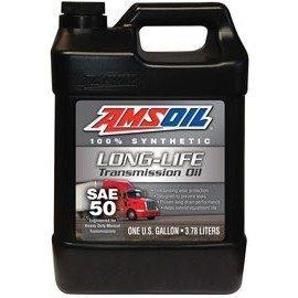 Amsoil SAE 50 Long-Life Synthetic Transmission Oil FTF