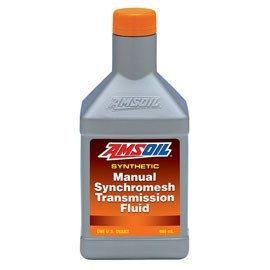 Amsoil Manual Synchromesh Transmission Fluid 5W-30 MTF