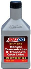 Amsoil Manual Transmission & Transaxle Gear Lube 75W-90 (MTG)