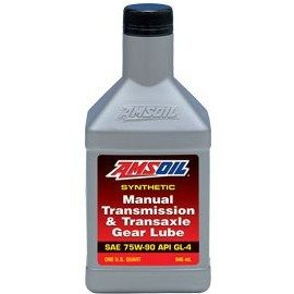 Amsoil Manual Transmission & Transaxle Gear Lube 75W-90