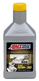 Amsoil Z-ROD® 10W-30 Synthetic Motor Oil ZRT