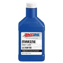 AMSOIL Synthetic Marine Gear Lube 75W-90 AGM