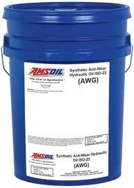 Amsoil Synthetic Anti-Wear Hydraulic Oil - ISO 22 AWG