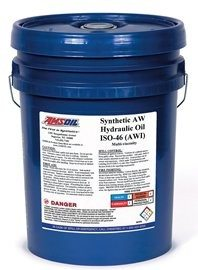 Amsoil Synthetic Anti-Wear Hydraulic Oil - ISO 46 AWI Buy Now/Pricing Information