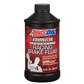 Amsoil DOMINATOR DOT 4 Synthetic Racing Brake Fluid BFR