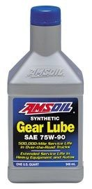 Amsoil 75W-90 Long Life Synthetic Gear Lube FGR