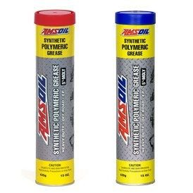 Amsoil Synthetic Polymeric Off-Road Grease NLGI #1 & NLGI #2