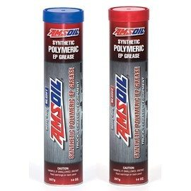 Amsoil Synthetic Polymeric Truck, Chassis and Equipment Grease, NLGI#1 NLGI#2 GPTR1 GPTR2