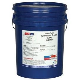 Amsoil Semi-Fluid 00 Synthetic EP Grease GSF