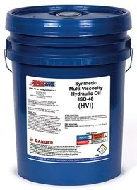 Amsoil Synthetic Multi-Viscosity Hydraulic Oil - ISO 46 HVI