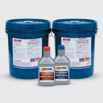 Amsoil Synthetic Compressor Oil ISO32 SAE30