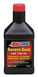 Amsoil SAE 75W-90 Synthetic Severe Gear Lube SVG