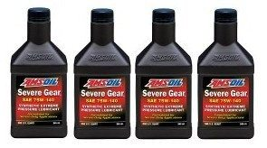 Amsoil Severe Gear® Synthetic Lubes