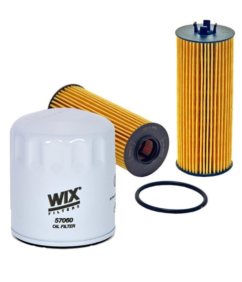 51360 Heavy Duty Spin-On Lube Filter Pack of 1 WIX Filters
