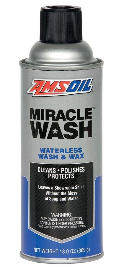 Amsoil Miracle Wash Waterless Wash & Wax AMW