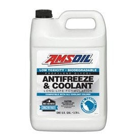 Amsoil Propylene & Glycol Low Toxicity Antifreeze and Engine Coolant ANT