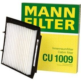 Mann-Filter Cabin Air Filters