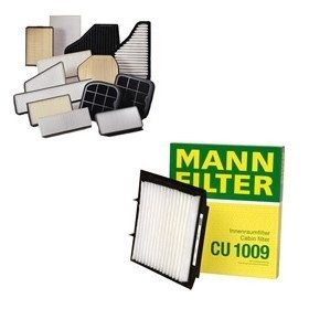 Mann-Filters & Wix Cabin Air Filters