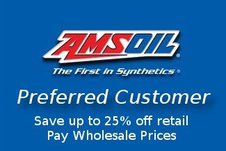 Amsoil Preferred Customers Save up to 25% off Retail